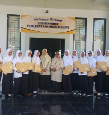 Foto Bersama CPNS 2018 Bersama Direktur dan Ka.Subag Adum